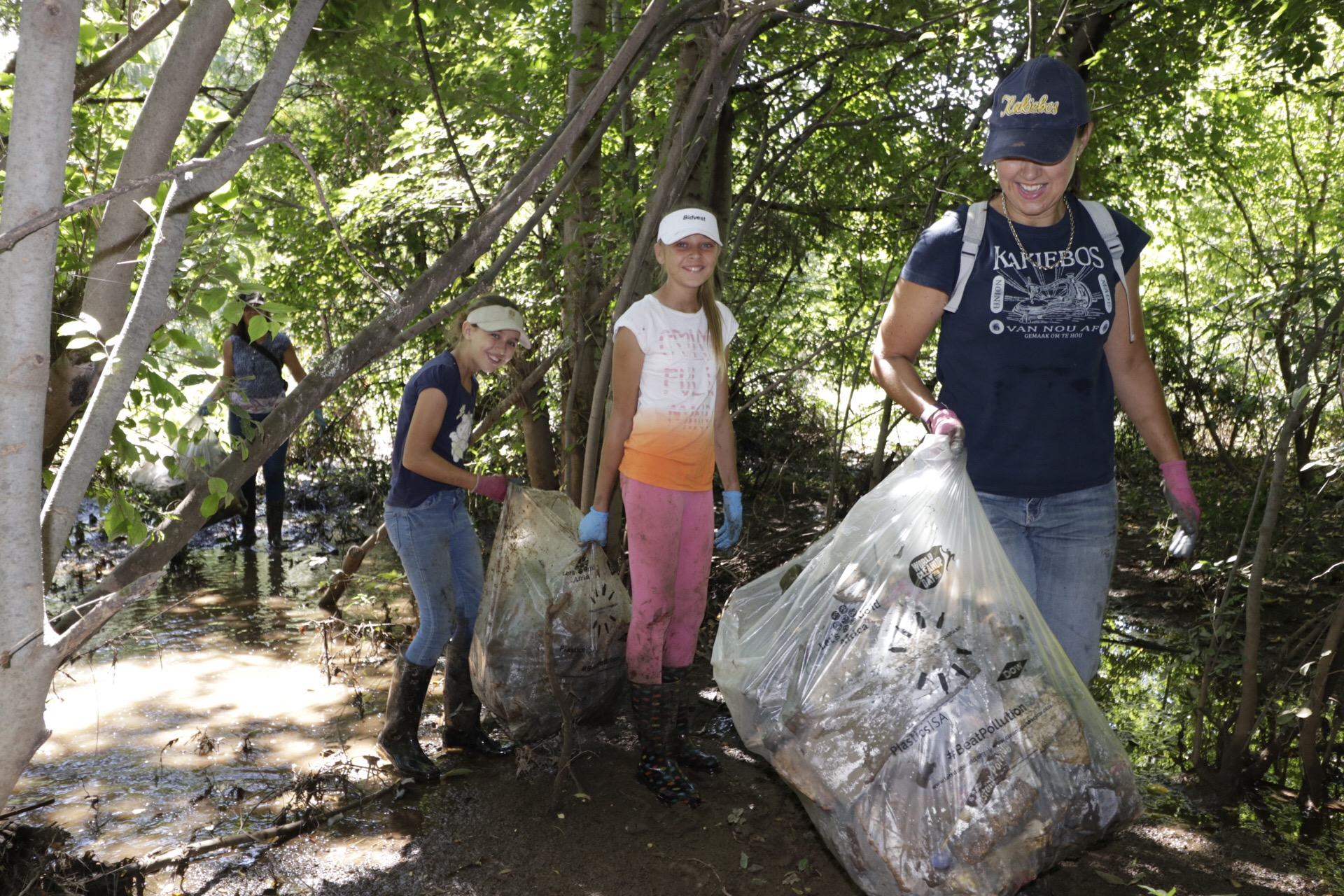 Hennops River Cleanup – THANK YOU