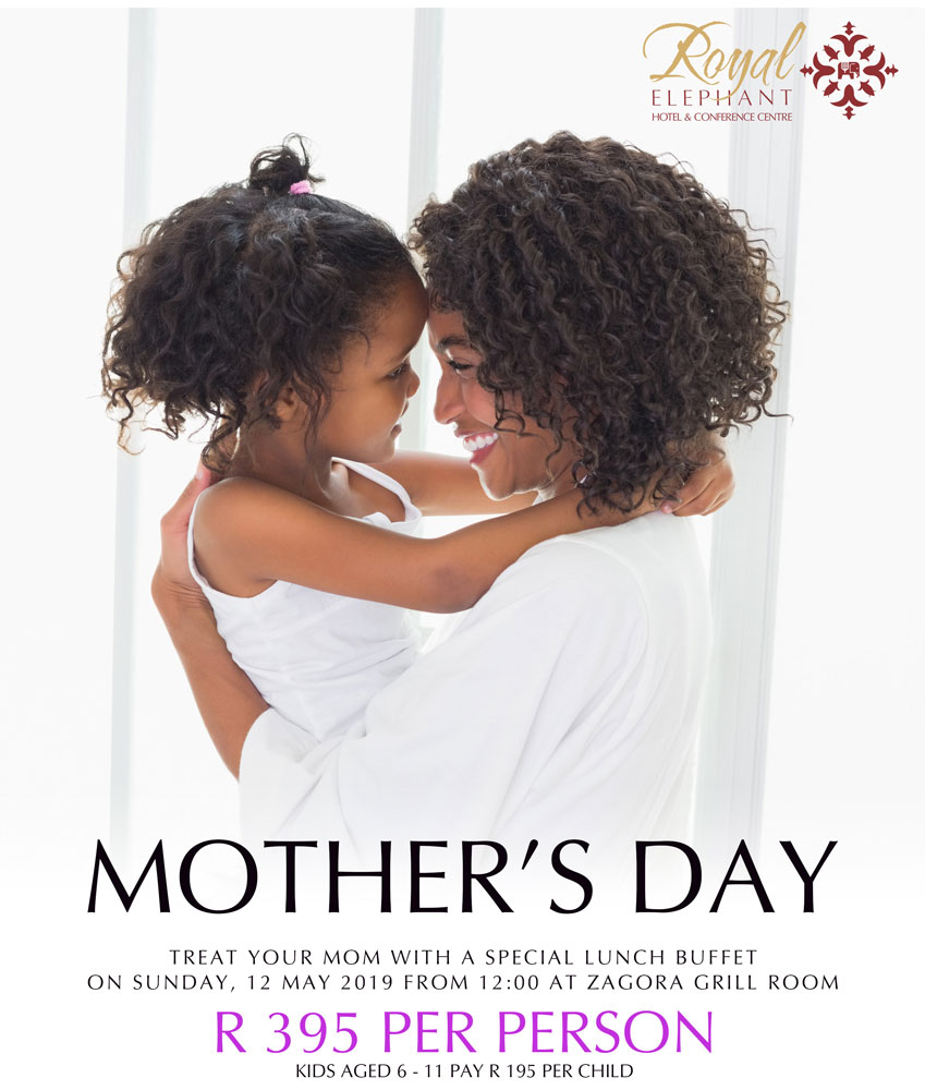 Mother's Day Buffet Special – 2019