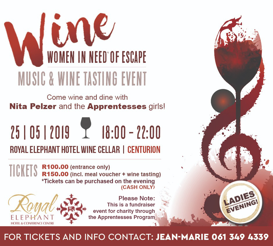 WINE – Women In Need of Escape!