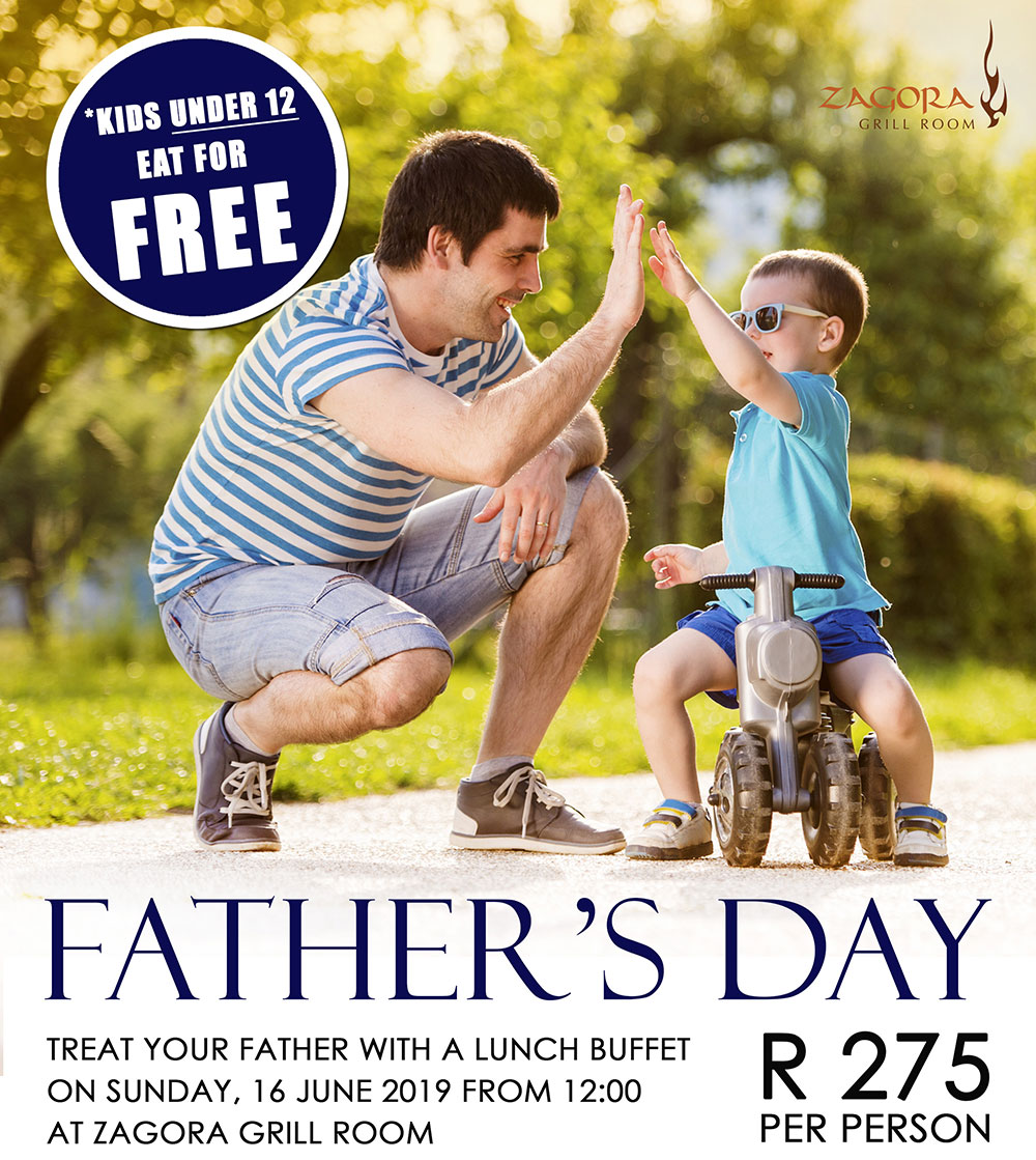 Father's Day Buffet Special – 2019