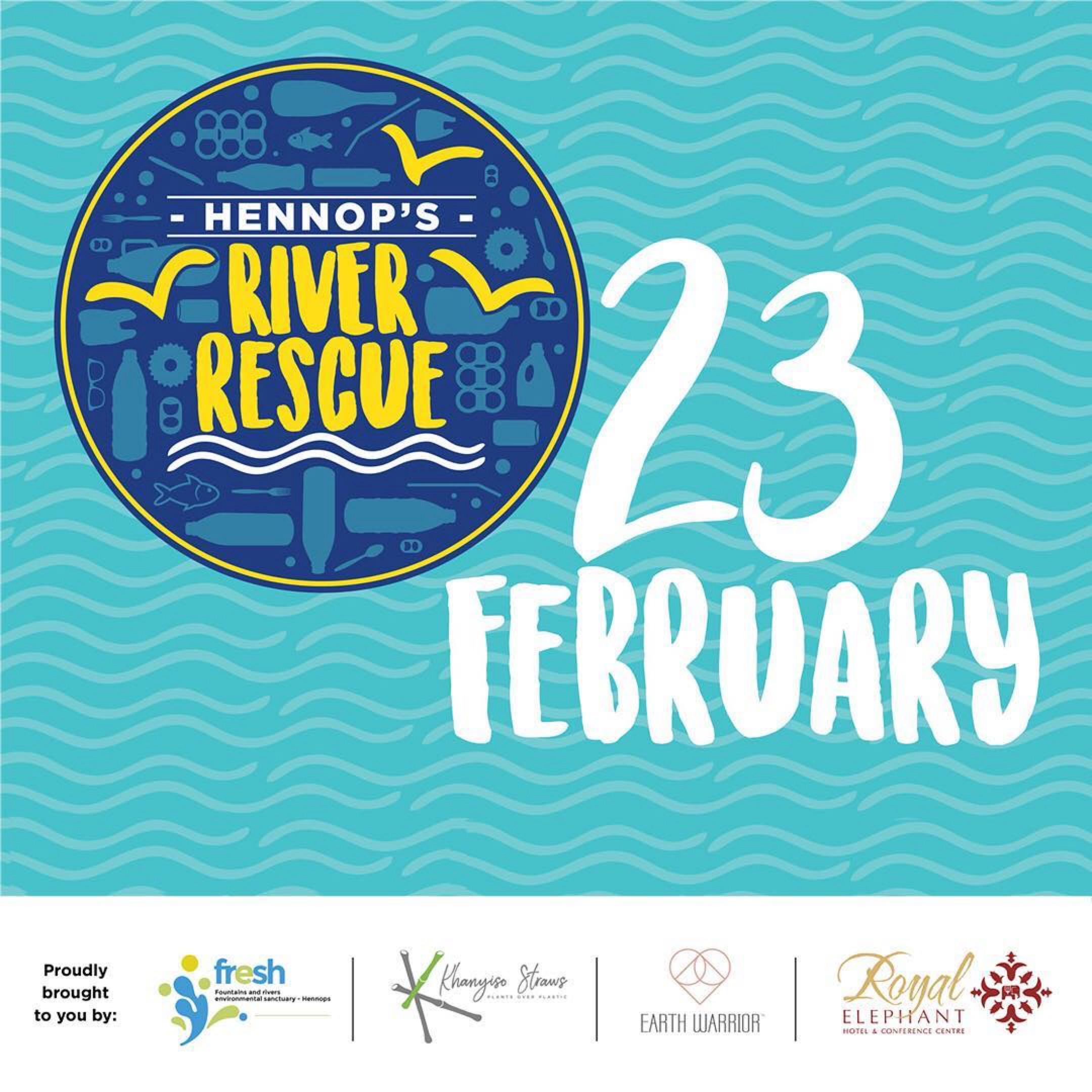 Hennops River Rescue – 23 Feb 2019