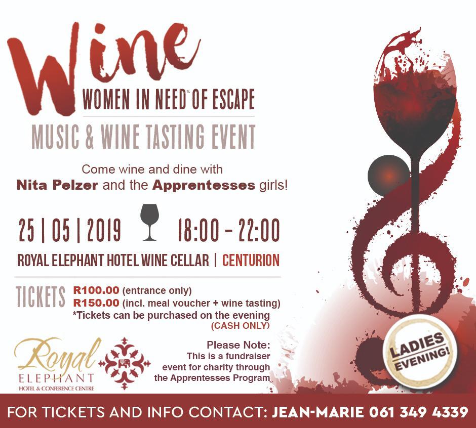 WINE – Women In Need of Escape!