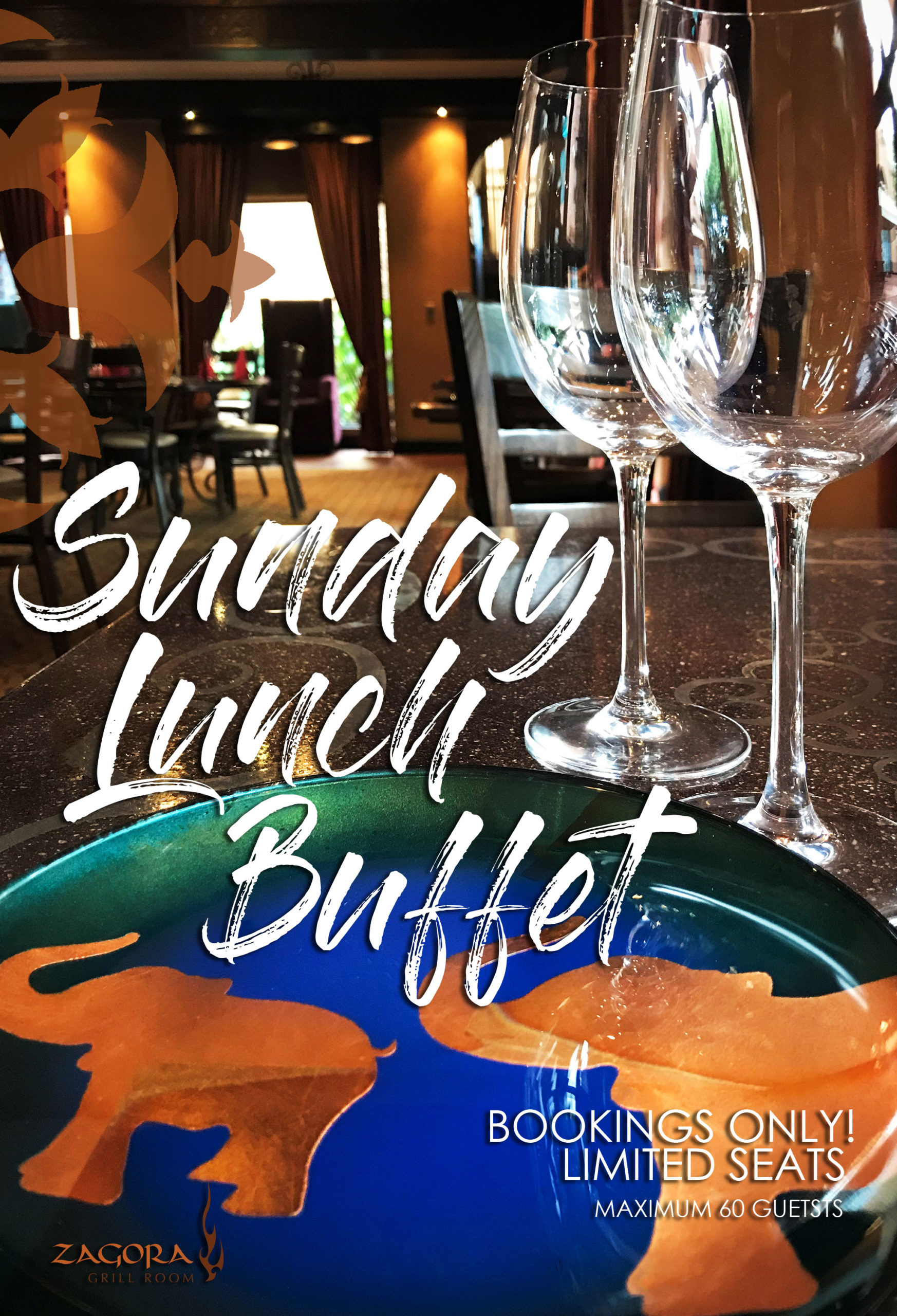 Restricted Sunday Lunch Buffet