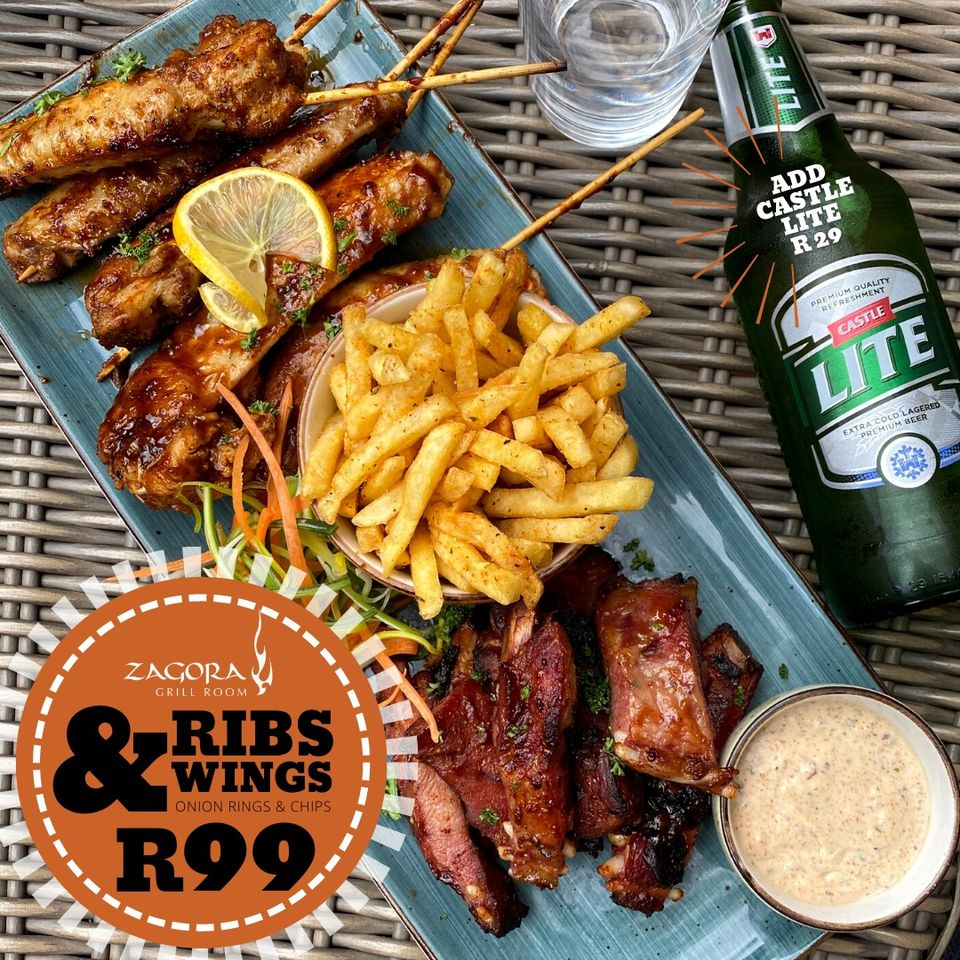 R99 Ribs & Wings! Extended!